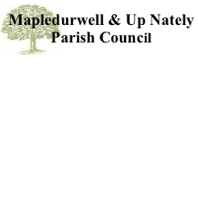 Mapledurwell & Up Nately Parish Council Logo